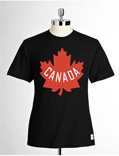 OLYMPIC COLLECTION Men's Leaf T Shirt