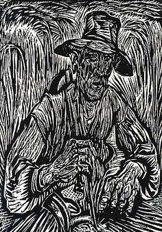 Afbeelding van http://www.williampcarlfineprints.com/prints/Dijkstraman.jpg.