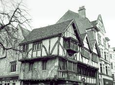 Oxford - A house