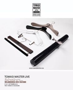 TOMASI MASTER Live in Milano Unica 9-10-11 September 2014  #fashionpackaging