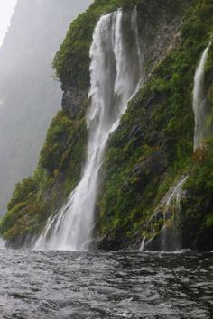Doubtful Sound. A lost world.