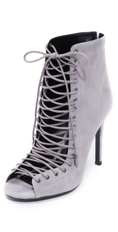 KENDALL + KYLIE Ginny Lace Up Heels | SHOPBOP SAVE UP TO 25% Use Code: GOBIG16