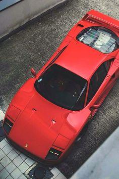 #Ferrari #F40 ...repinned für Gewinner!  - jetzt gratis Erfolgsratgeber sichern www.ratsucher.de