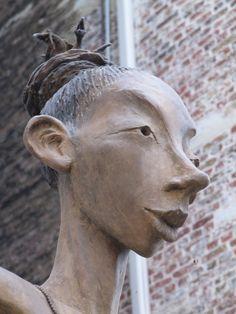 Sculpture by Dirk De Keyzer. Amazing artist!