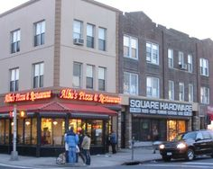 Archie Bunker's Place Exterior Shot, Street and Ditmars Boulevard, SW Corner, Astoria, Queens Queens Nyc, Queens New York, Archie Bunkers Place, Bayside Queens, Astoria Queens, Places In New York, Long Island City, I Love Ny, World's Fair