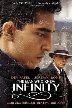 The Man Who Knew Infinity, Movie on DVD, Drama Movies, Adaptation Movies, Biopic Movies, Period
