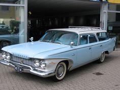 Viewing a thread - 1960 Plymouth Suburban Wagons