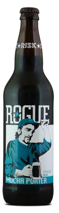 Mocha Porter - Rogue Ales