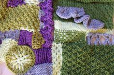 Ristiin rastiin: Freeform crochet