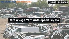 40 Best Local Auto Salvage Yard images in 2019 | Used car