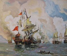 Sea Battle - Luda Angel