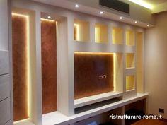 Cartongesso on pinterest false ceiling design indirect for Decor zone false ceiling
