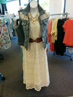 Beautiful LOVE THE RUSTIC LOOK THIS YEAR SO ADORABLE ON ANYONE! #cato Fashions