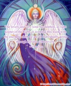archangel sandalphon - Google Search