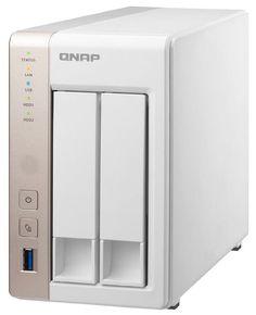 QNAP TS-251 2-Bay Home and SOHO NAS Server $257 + Free Shipping