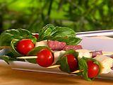 Summer Snacks: Like a little italian treat