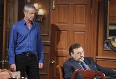 'Days of Our Lives' Spoilers: Eric Reluctantly Teams Up with Serena to Get Dirt on Xander – Victor and Stefano Join Forces to Take Down Clyde