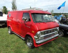 1973 Ford Econoline Super Van