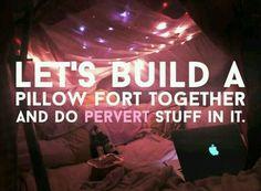 Pervert stuff... bahaha!