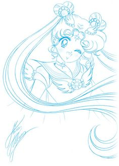 Harry Potter, Sailor Moon, Pokemon, Legend of Zelda, Sailor Moon Tumblr, Sailor Moon Fan Art, Sailor Moon Character, Sailor Moon Manga, Moon Sketches, Cartoon Sketches, Sailor Moon Crystal, Sailor Moon Coloring Pages, Sailor Moon Screencaps