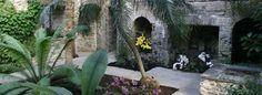 Aberglasney House and Gardens in Wales - Ninfarium