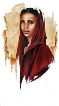 Sonia Privat (©2005 soniaprivat.com) Huile sur toile, disponible en carte postale
