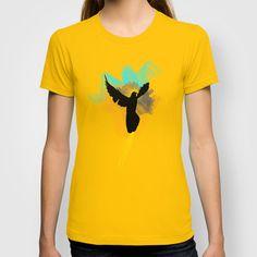 I believe I am a Phoenix... T-shirt by Denis Marsili - $18.00