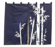 Japanese Noren Curtain Bamboo 33.5x29.5 #p18575b by JapanBargain. $55.00. A Perfect Noren for Japanese Resturant or Sushi Bar Dimension: 33.5in W x 29.5 in LMaterial: 100 % cottonMade in JapanReversible: Yes. A Perfect Noren for Japanese Resturant or Sushi Bar * Dimension: 33.5in W x 29.5 in L * Material: 100 % cotton * Made in Japan * Reversible: Yes