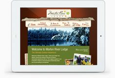 Marten River Lodge. Breathing new life into an old lodge.