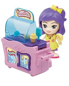 Dollhouses - VTech Flipsies Clementines Kitchen and Ice Cream Cart Playset *** Visit the image link more details.
