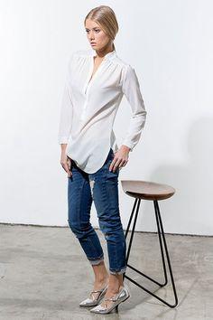 Alena Savostikova #ss15 #ootd #classics #fashion
