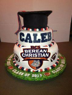 High School Graduation Cakes - Bing Images