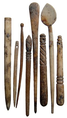 Roman bone implements