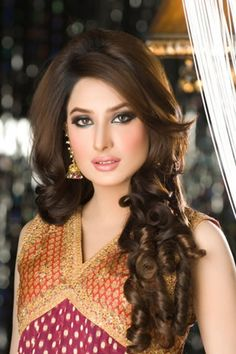 Gorgeous Mehwish Hayat is on the top Pakistani model turn actress. She got place in sexist Asian woman in the world. Have a look her beautiful photos Pakistani Models, Pakistani Girl, Pakistani Actress, Pakistani Dramas, Pakistani Couture, Pakistani Dresses, Beautiful Girl Image, Beautiful Hijab, Most Beautiful Women