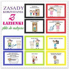 Starter nauczyciela przedszkola - czyli nauczycielski MUST HAVE! Kids And Parenting, Bujo, Kindergarten, Preschool, Education, Comics, Home Decor, Asperger, Therapy
