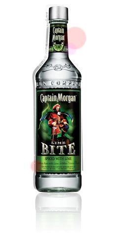 Captain Morgan Lime Bite, best with cranberry sierra mist! Cocktails, Cocktail Drinks, Drinks Alcohol Recipes, Alcoholic Drinks, Bar Drinks, Beverages, Captain Morgan Rum, Alcohol Bottles, Spiced Rum