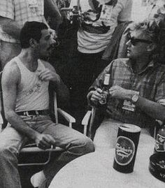 Freddie Mercury, Roger Taylor