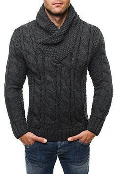 Men's Sweaters – Page 11 – KnitWearMasters Outfits Casual, Mode Outfits, Hand Knitted Sweaters, Baby Sweaters, Casual Sweaters, Shawl Collar Sweater, Men Sweater, Handgestrickte Pullover, Mens Clothing Styles