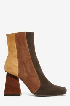 Jeffrey Campbell Romford Suede Boot | Shop Shoes at Nasty Gal!