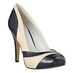 Nine West - Transit ... love these peep toes ... so cute :-)
