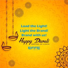 Load the Light! Light the Brand! Brand with us! Happy Diwali to all #happydiwali #happydiwali2020 #brandingagency #advertisingagency #effeconsultancy Diwali Festival Of Lights, Branding Agency, Happy Diwali, Concept, Marketing, Design