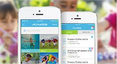 ACTIVEkidsMOBILE APP - The solution to your kid's boredom now fits in the palm of your hand! Parenting just got a little easier with the largest kids activity app on the planet. Tennis Games, Sport Tennis, Games For Kids, Activities For Kids, Meals Kids Love, Dynamic Warm Up, Family Schedule, Campfire Recipes, Basketball Workouts
