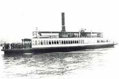 Niterói 1916 Barca