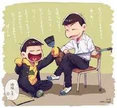おそ松さん Osomatsu-san 放課後