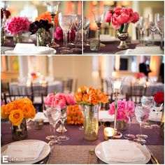 like this color scheme with grey tablecloths