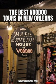 The Best Voodoo Tours in New Orleans, New Orleans Voodoo Tour, Best New Orleans Voodoo Tours, Spooky things to do in New Orleans, New Orleans Ghost tours 2021, self-guided voodoo tour New Orleans, New Orleans ghost tour, Dark History Tour New Orleans, Voodoo and cemetery tour New Orleans, wanderingcrystal, Marie Laveau Voodoo Queen of New Orleans, Voodoo history tours in New Orleans, best voodoo shops in New Orleans, New Orleans voodoo dolls #voodoo #neworleans #louisiana #usa #darkhistory