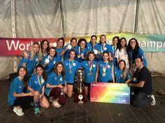 ΕΛΛΗΝΙΚΗ ΔΡΑΣΗ: Πρωταθλήτρια κόσμου η γυναικεία ομάδα βόλεϊ του Πα...