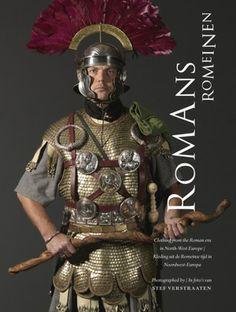 Romeinen : kleding uit de Romeinse tijd in Noordwest-Europa -  Verstraaten, Sjef -  plaats 923.4