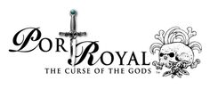 Logo for Port Royal The Curse of the Gods™ film treatment for CPW Productions, Inc. by Lauren Mencarini at Coroflot.com