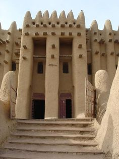 Exceptional TIMBUKTU, Mali   This City Became Famous In The With Its Locationu2026